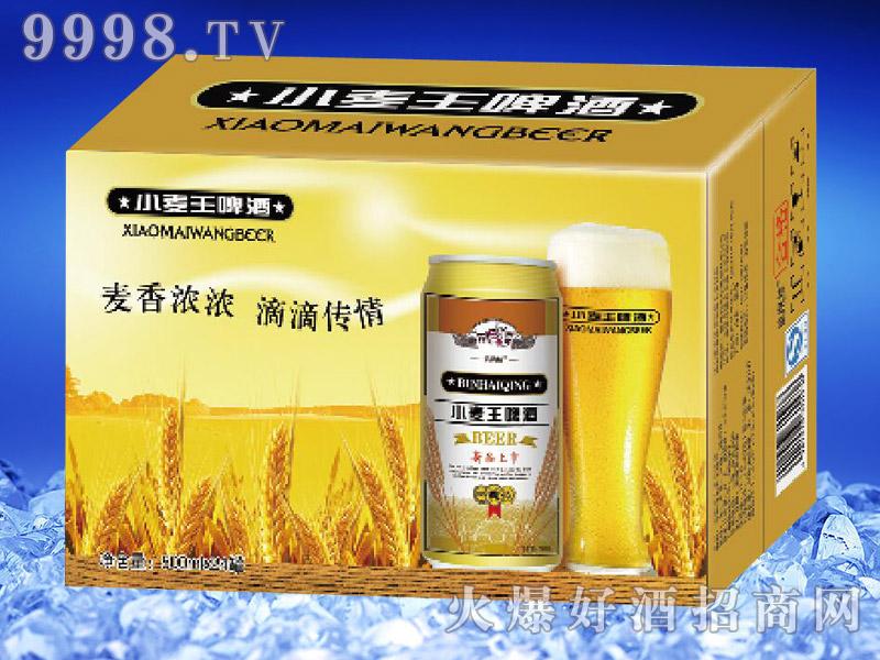 滨海情小麦王啤酒500ml