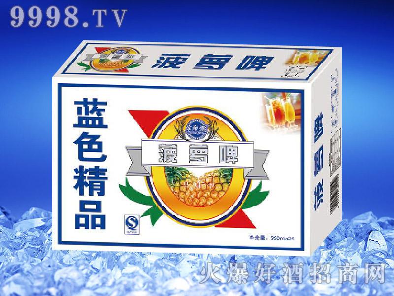 滨海情菠萝啤(白箱)