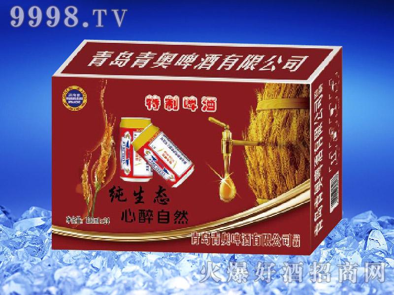 滨海情特制啤酒(心醉自然)