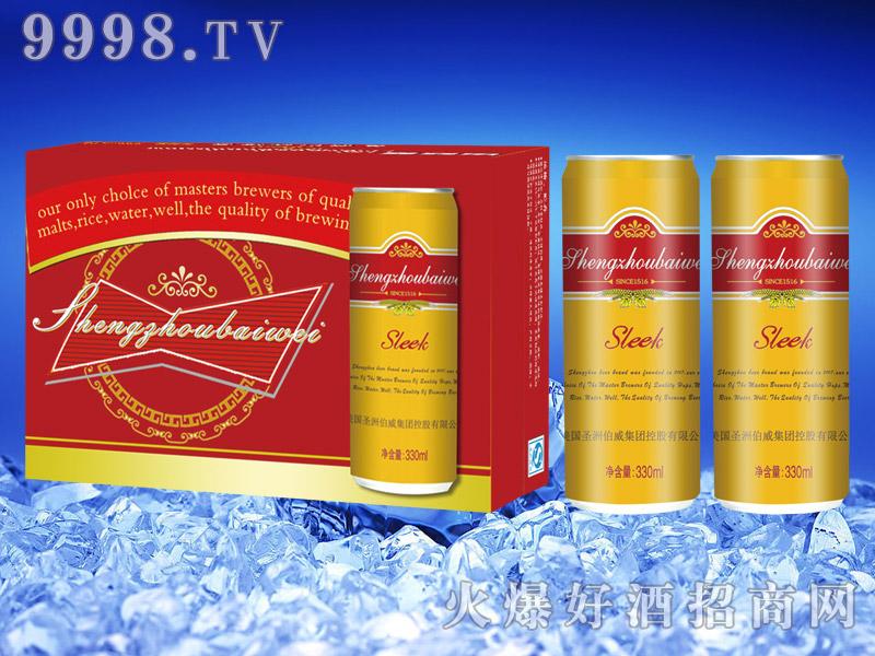 美国伯威啤酒330ml(罐)