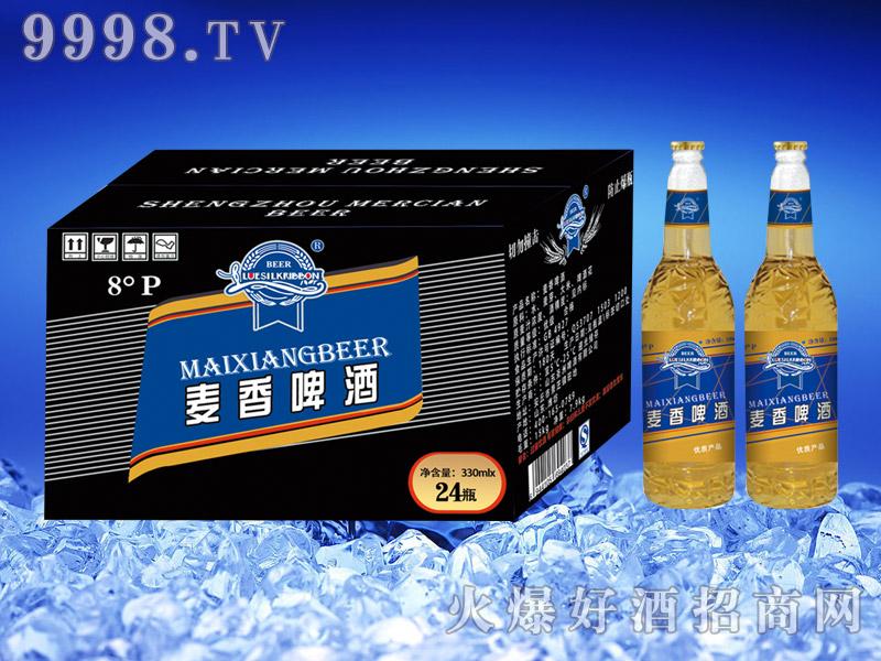 麦香啤酒330ml
