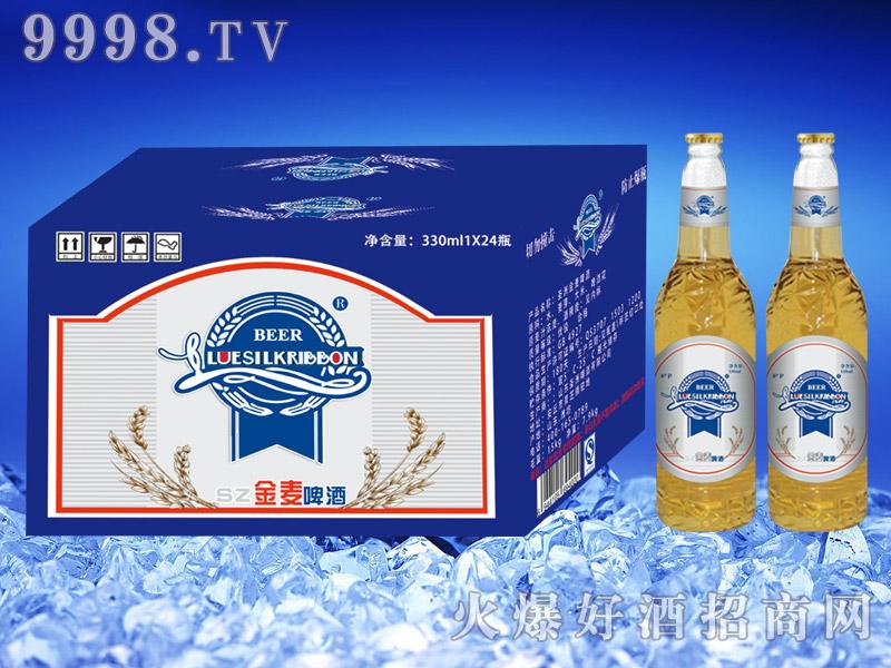 金麦啤酒330ml