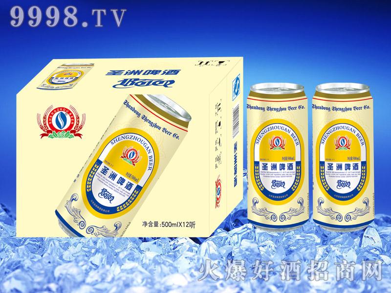圣洲干啤500ml