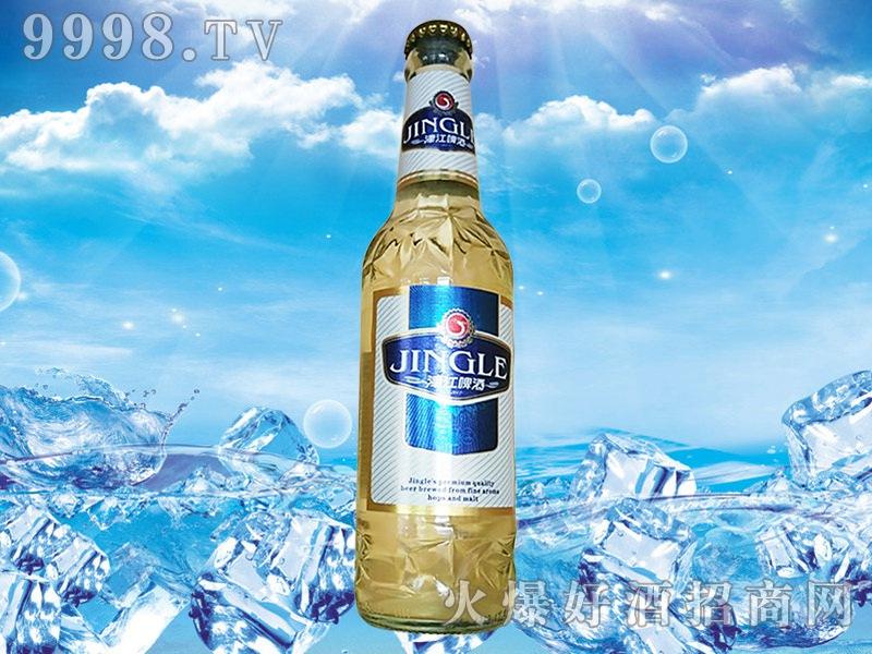 津江啤酒蓝标