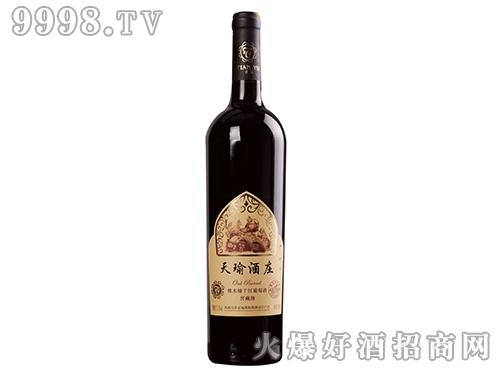 天瑜酒庄窖藏级赤霞珠干红葡萄酒