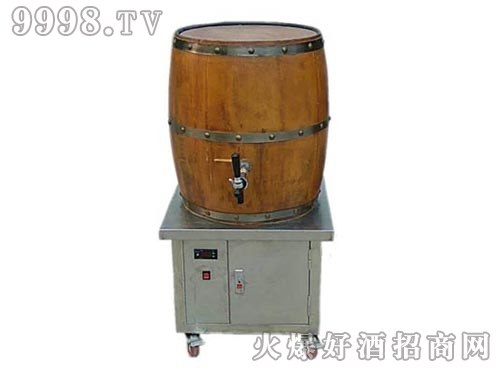 波恩贝尔橡木桶发酵罐100L