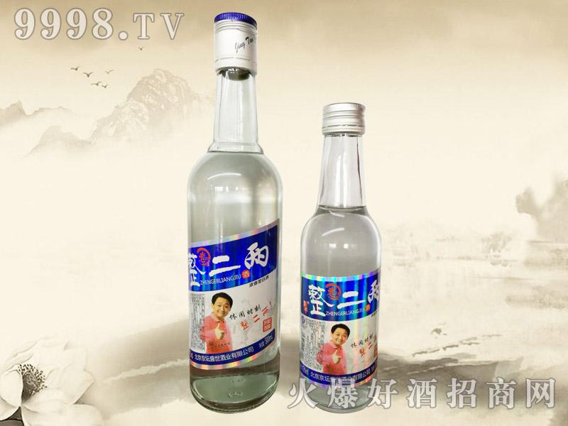老北京整二两酒(蓝)