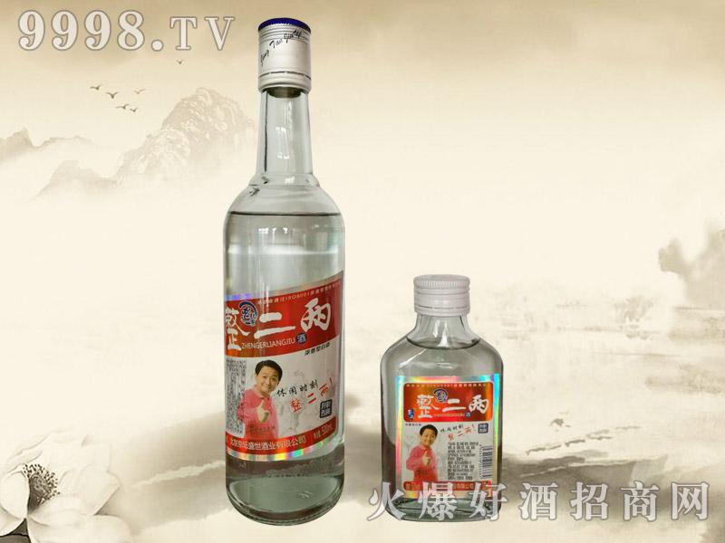 老北京整二两酒(红)