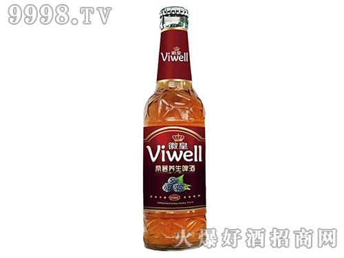 徽皇桑葚养生啤酒 480mL