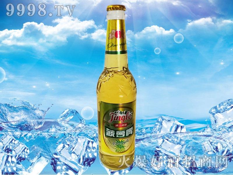 津江啤酒-菠萝啤