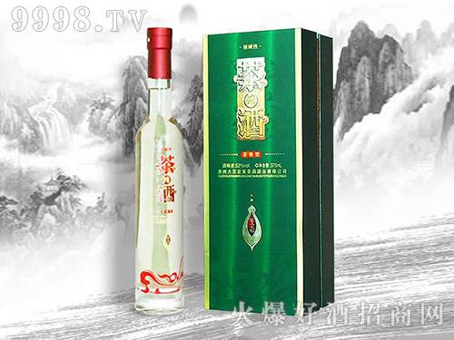 大汉皇室绿茶酒52度