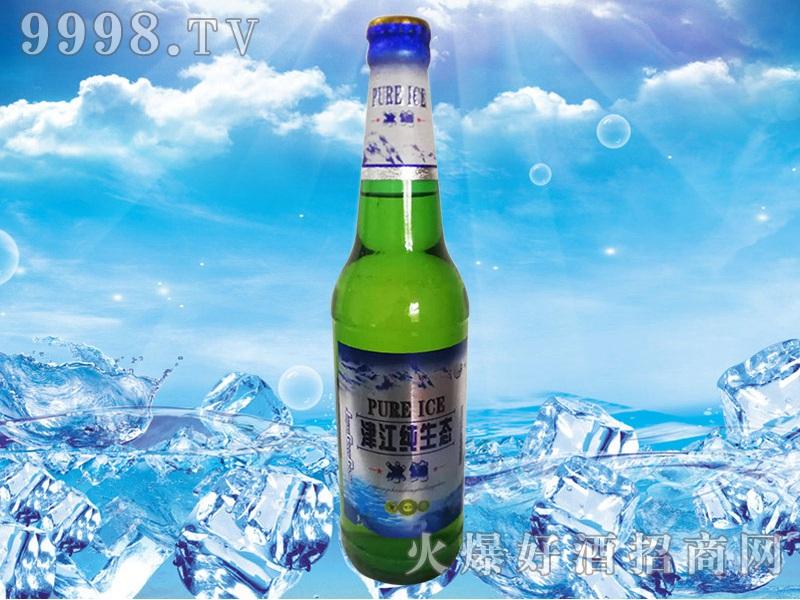 津江生态啤酒-冰纯
