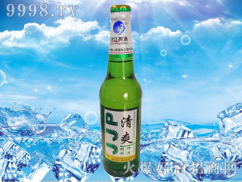 津江啤酒-清爽