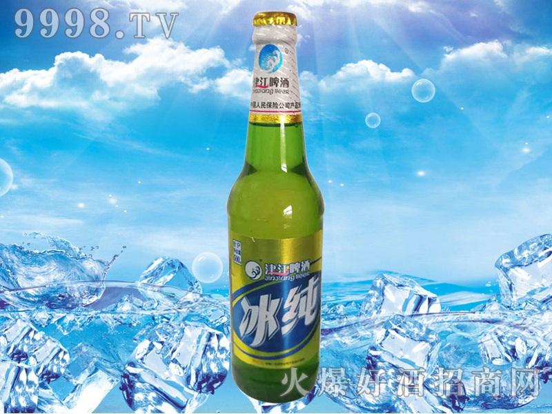 津江啤酒-冰纯500ml