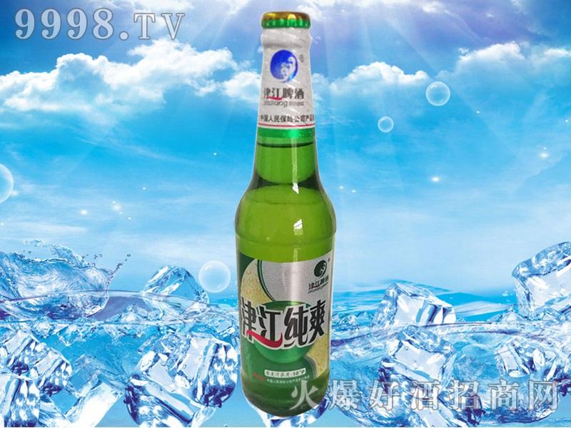津江纯爽啤酒