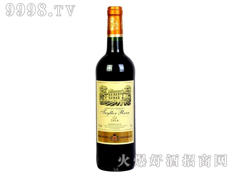 泰勒罗恩葡萄酒13.5度