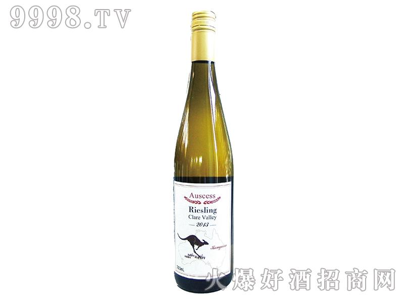 袋鼠雷司令干白葡萄酒
