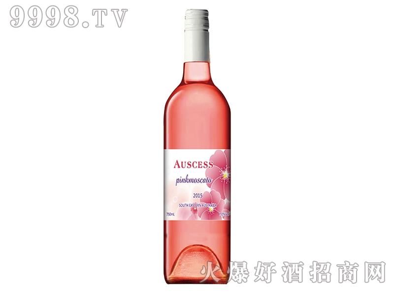 莫斯卡托西拉子桃红葡萄酒