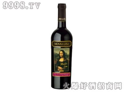 蒙娜丽莎·阿布鲁佐干红葡萄酒