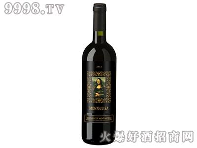 蒙娜丽莎·蒙塔尔奇诺干红葡萄酒
