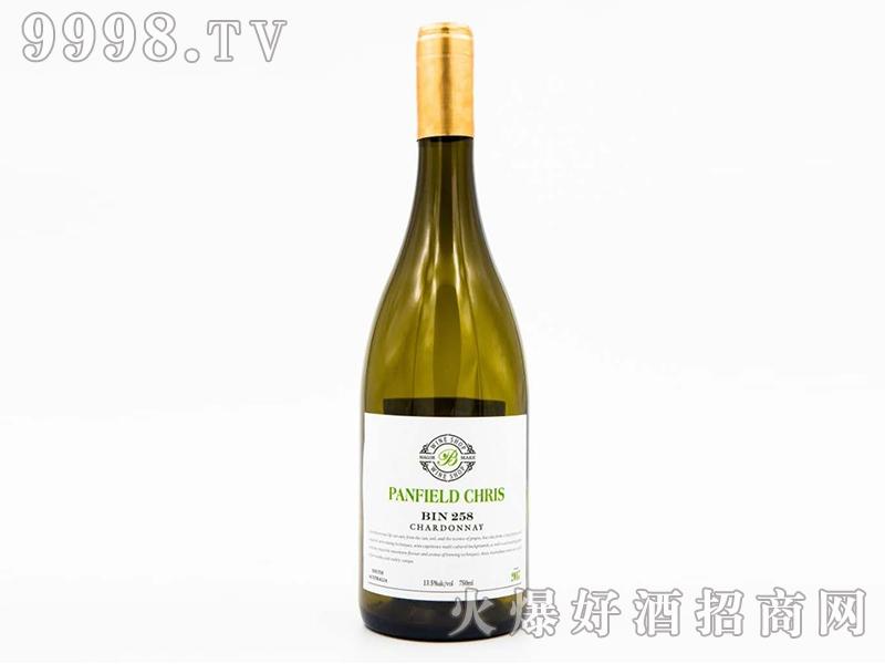 奔富克鲁斯258霞多丽干白葡萄酒