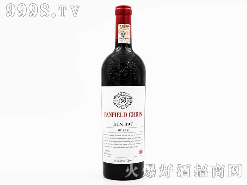 奔富克鲁斯497西拉子干红葡萄酒