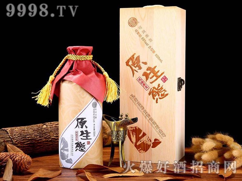 孔府宴酒-原生态