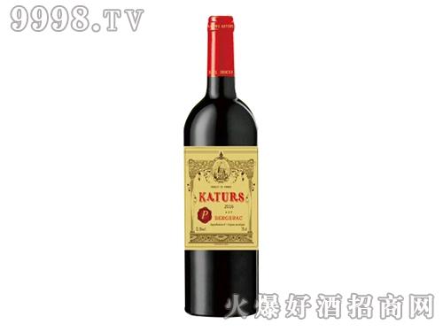 法国凯丽柏萃庄园干红葡萄酒