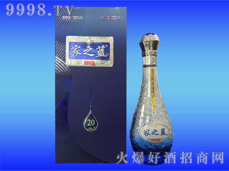 闯王酒业中国梦家之蓝20