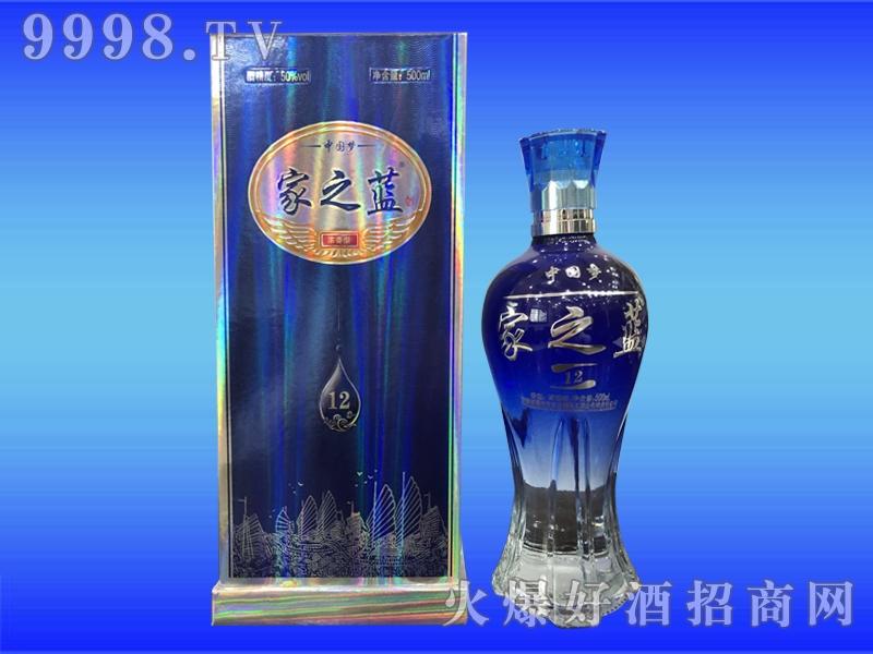 闯王酒业中国梦家之蓝12