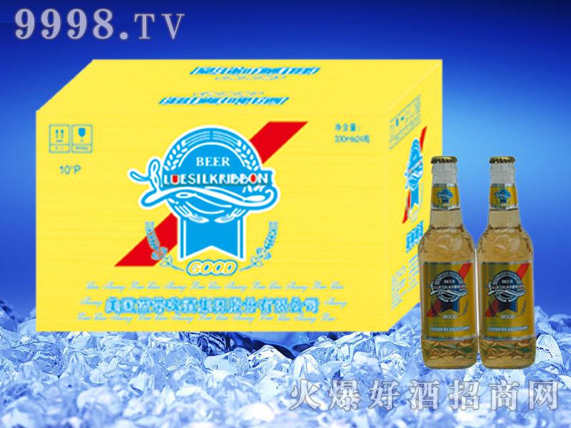 黄超爽啤酒330ml瓶