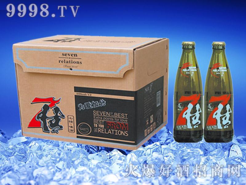 7情酒330ml瓶