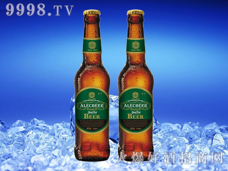 德国艾利客啤酒330ml瓶装