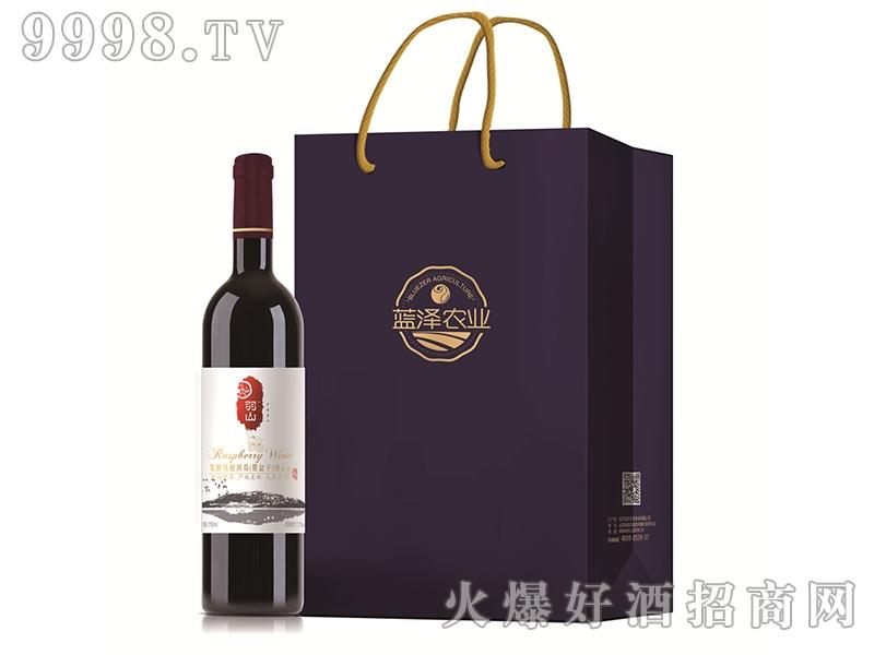 蓝泽发酵纯酿树莓酒(甜型)