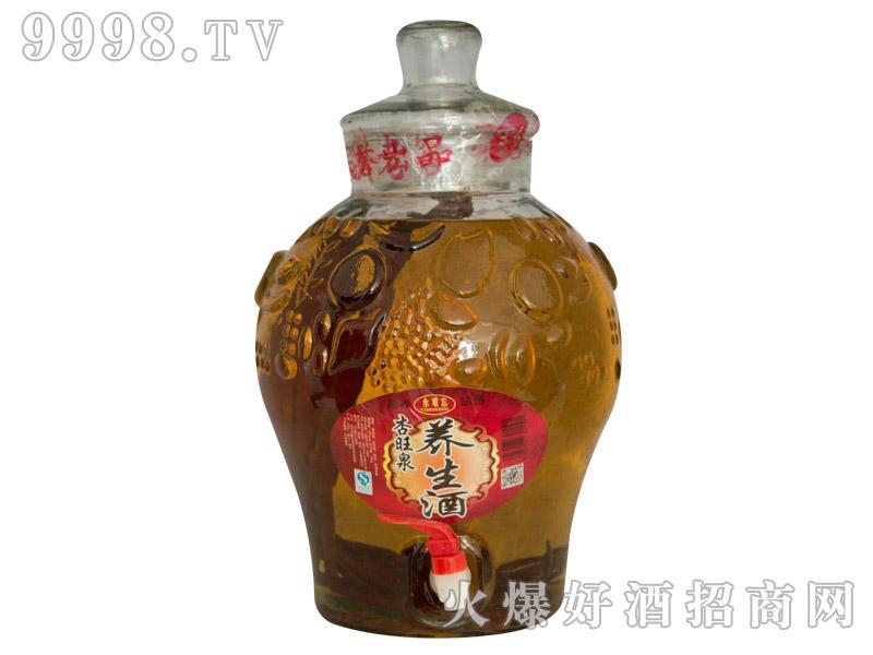 杏旺泉养生酒坛子