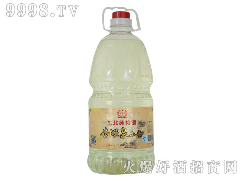 杏旺泉东北纯粮小米酒