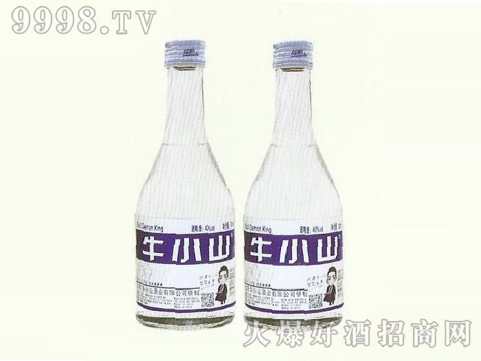 牛小山白酒40度300ml