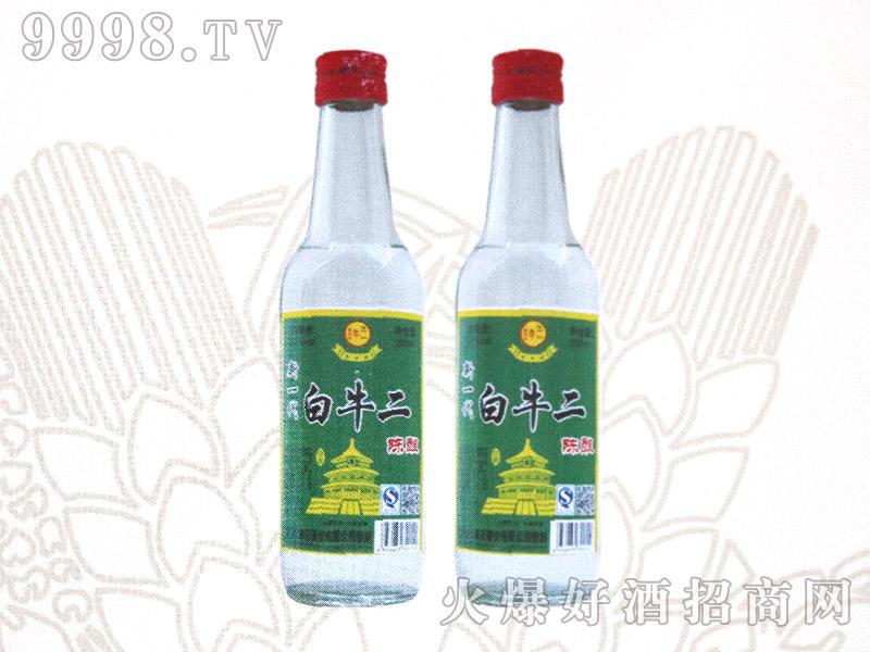 新一代白牛二陈酿酒42度260ml