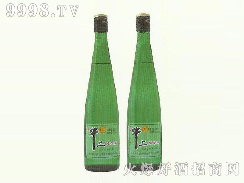 牛二陈酿酒42度480ml