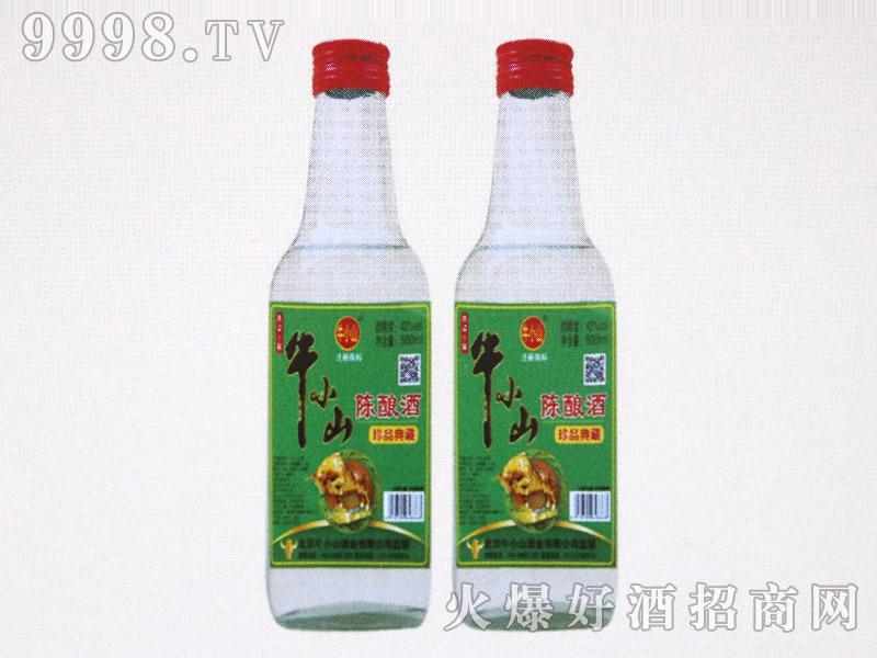 牛小山陈酿酒42度260ml