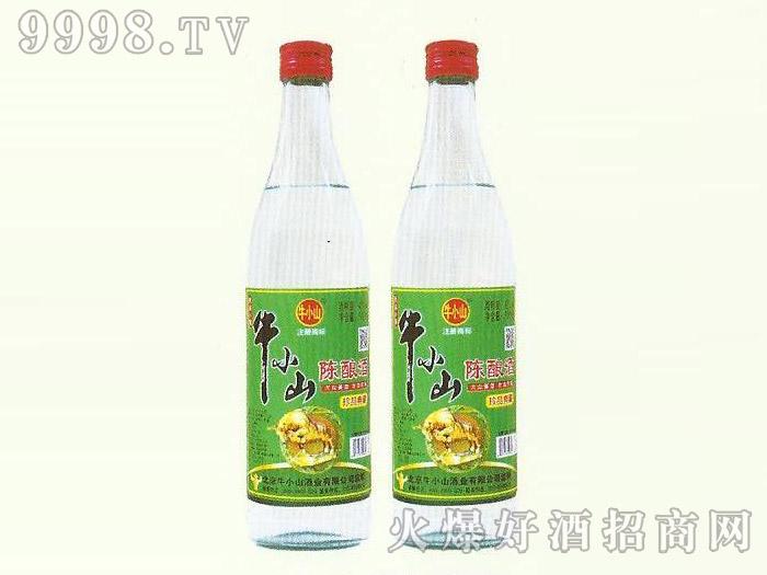 牛小山陈酿酒42度500ml