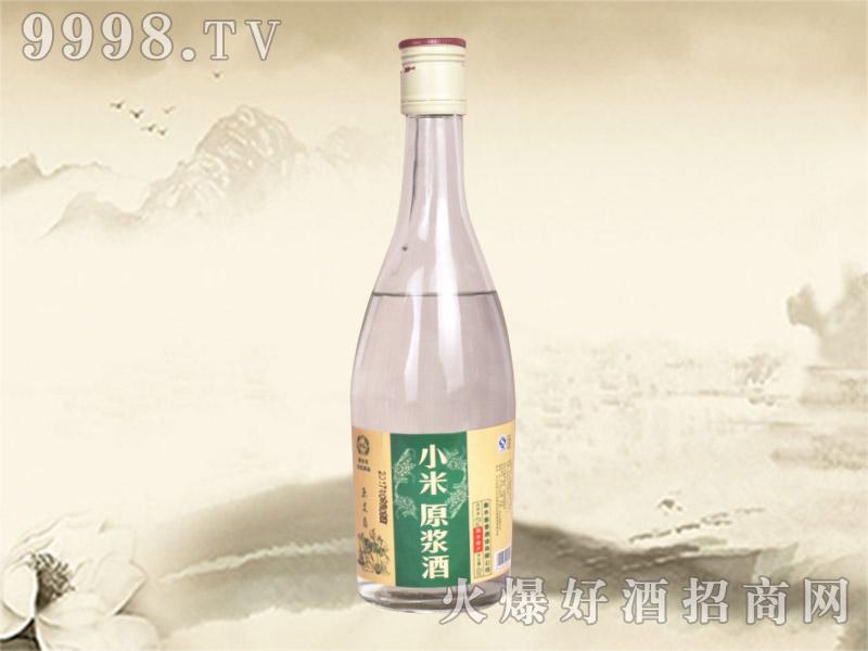 衡泰小米原浆酒
