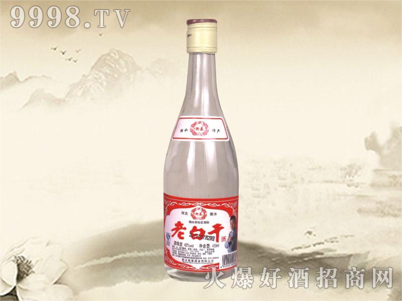 衡泰老白干酒42°500ml