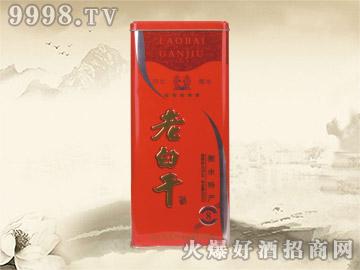 衡泰老白干酒8(铁盒)
