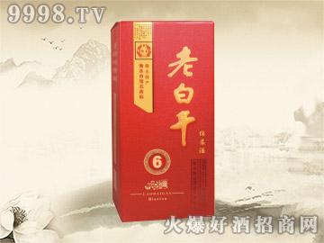 衡泰老白干酒绵柔6
