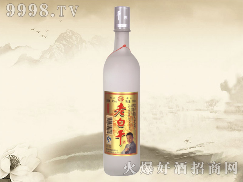 衡泰老白干酒(磨砂瓶)