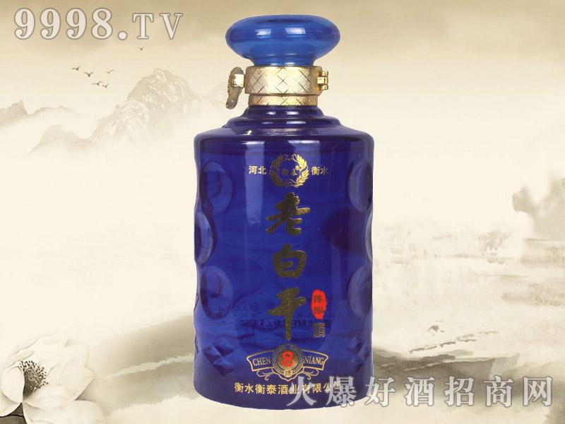 衡泰老白干酒陈酿8