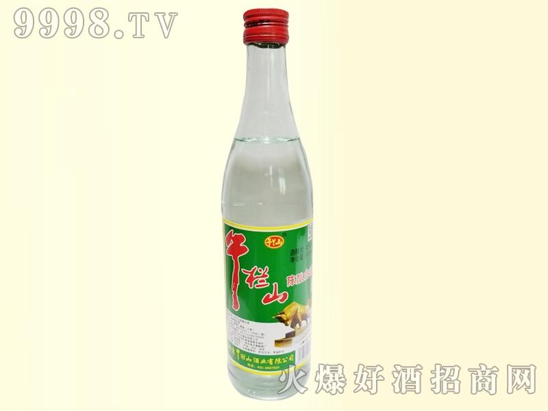 午拦山陈酿白酒瓶装