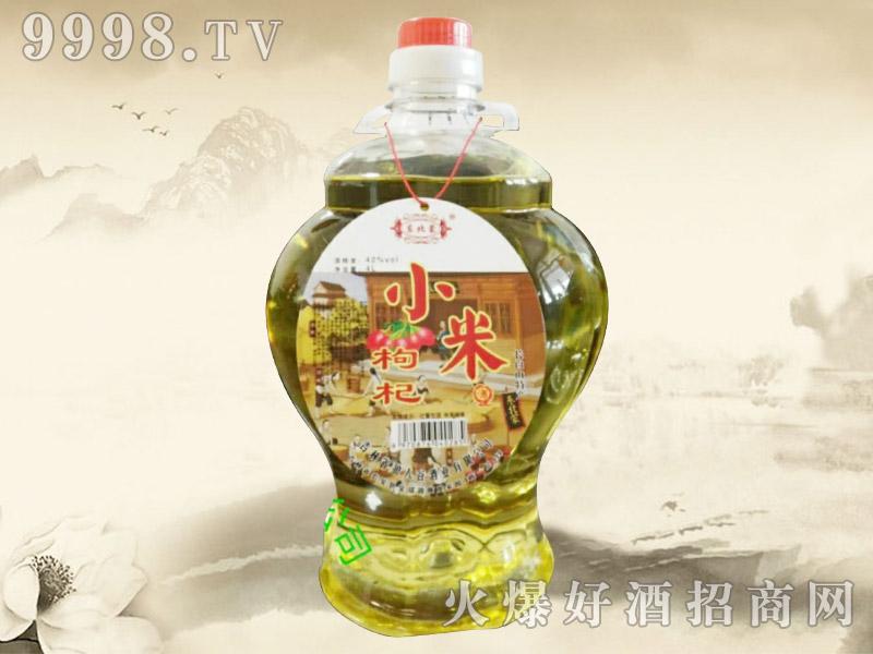 东北蒙小米枸杞酒4L