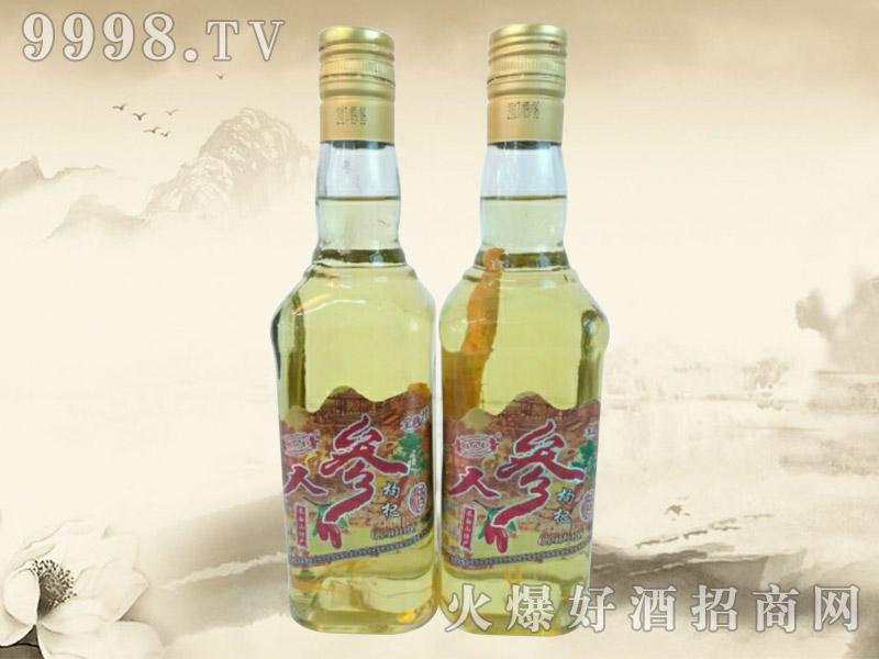 东北蒙人参枸杞酒
